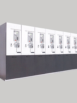 SR-12 type Compact air insulated intelligent circuit breaker cabinet